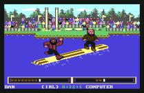 World Games C64 16