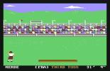World Games C64 21