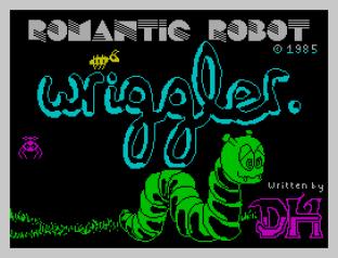 Wriggler ZX Spectrum 01