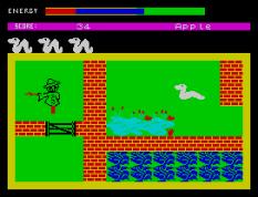 Wriggler ZX Spectrum 10
