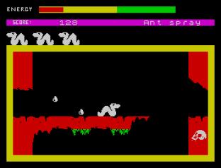 Wriggler ZX Spectrum 20