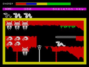 Wriggler ZX Spectrum 31