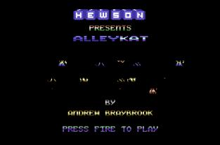 Alleykat C64 01