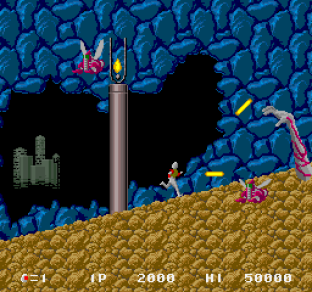 Atomic Runner Chelnov Arcade 12