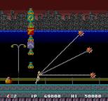 Atomic Runner Chelnov Arcade 47