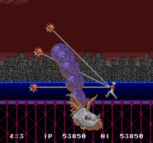 Atomic Runner Chelnov Arcade 56