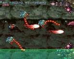 Axelay SNES 16