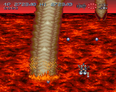 Axelay SNES 21