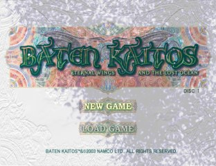 Baten Kaitos Eternal Wings GC 01