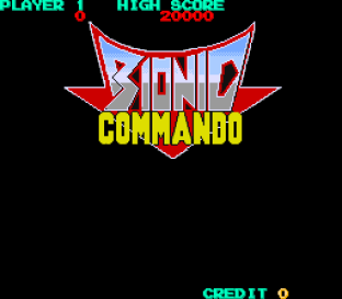 Bionic Commando Acrade 01