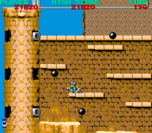 Bionic Commando Acrade 12