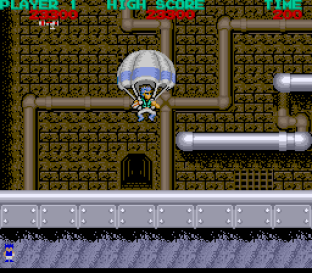 Bionic Commando Acrade 20