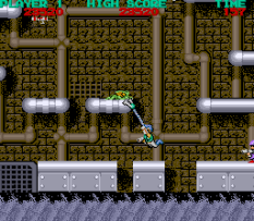 Bionic Commando Acrade 21