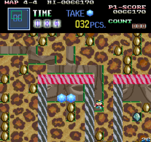 Boulder Dash Arcade 53