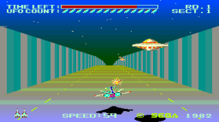 Buck Rogers Planet of Zoom Arcade 03