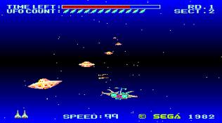 Buck Rogers Planet of Zoom Arcade 05