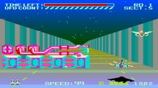 Buck Rogers Planet of Zoom Arcade 10