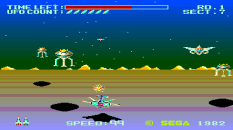 Buck Rogers Planet of Zoom Arcade 17