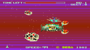 Buck Rogers Planet of Zoom Arcade 21