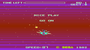 Buck Rogers Planet of Zoom Arcade 25