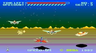 Buck Rogers Planet of Zoom Arcade 30