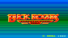 Buck Rogers Planet of Zoom Arcade 32