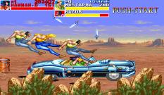 Cadillacs and Dinosaurs Arcade 32