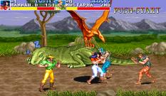 Cadillacs and Dinosaurs Arcade 51