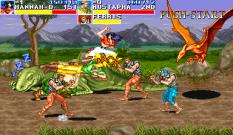 Cadillacs and Dinosaurs Arcade 52