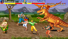 Cadillacs and Dinosaurs Arcade 54