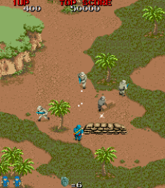 Commando Arcade 04