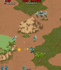 Commando Arcade 05