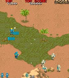 Commando Arcade 06