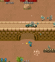 Commando Arcade 08