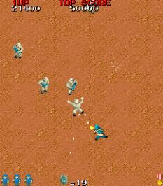 Commando Arcade 13