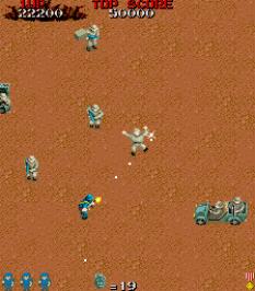 Commando Arcade 14