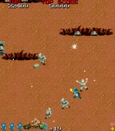 Commando Arcade 15