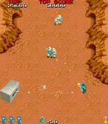 Commando Arcade 21