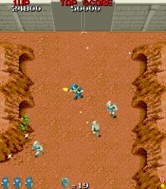 Commando Arcade 22