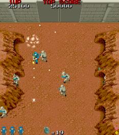 Commando Arcade 23