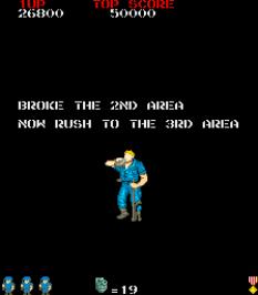 Commando Arcade 24
