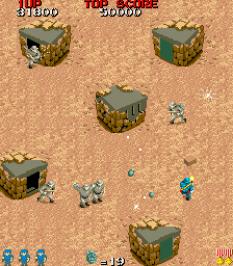 Commando Arcade 26