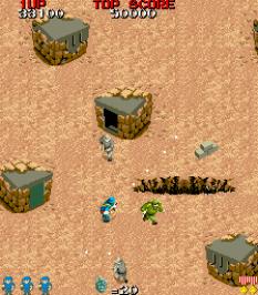 Commando Arcade 27