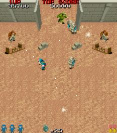 Commando Arcade 32