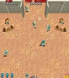 Commando Arcade 33