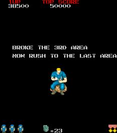Commando Arcade 35