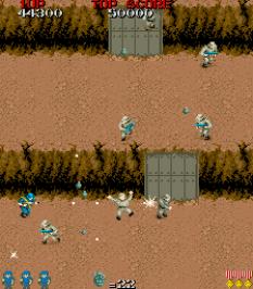 Commando Arcade 36
