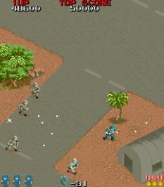 Commando Arcade 40