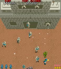 Commando Arcade 44