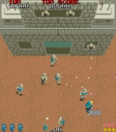 Commando Arcade 45
